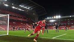 Liverpool vs Ajax: Bao la kipekee la Curtis Jones lasaidia Reds kutinga duru ya 16 UEFA