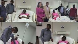 Ainabkoi MP William Chepkut Hospitalised in Nairobi after Falling