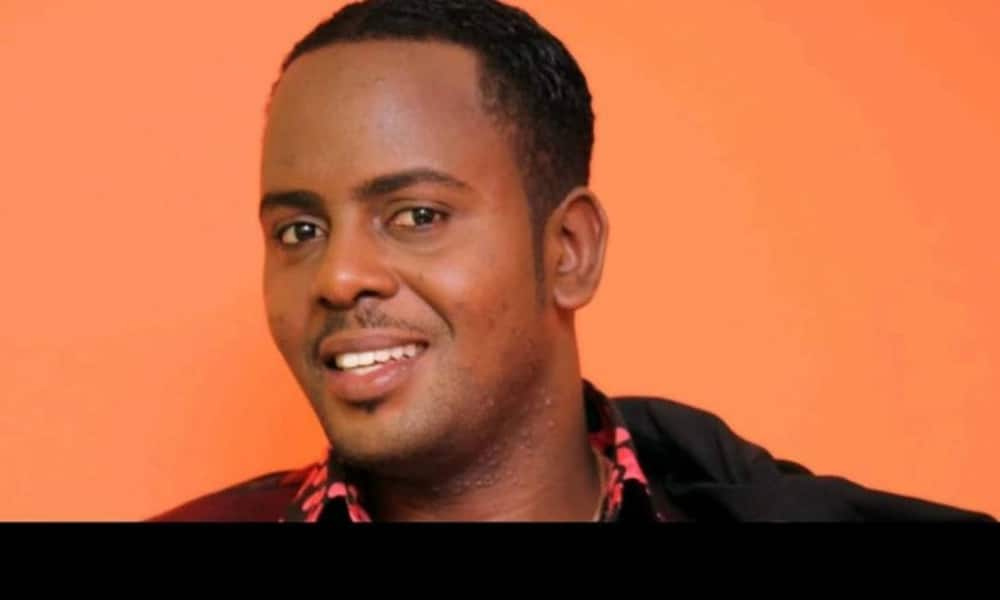 Late actor Steven Kanumba's mum introduced yet another son.