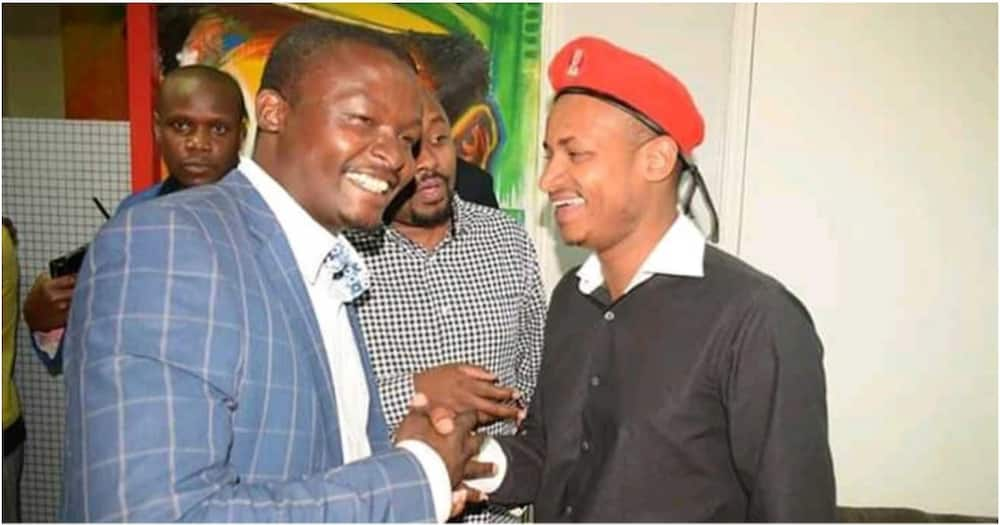 Babu Owino wants Bunge la Mwananchi president arrested over murder of ex-UON student leader Ragira