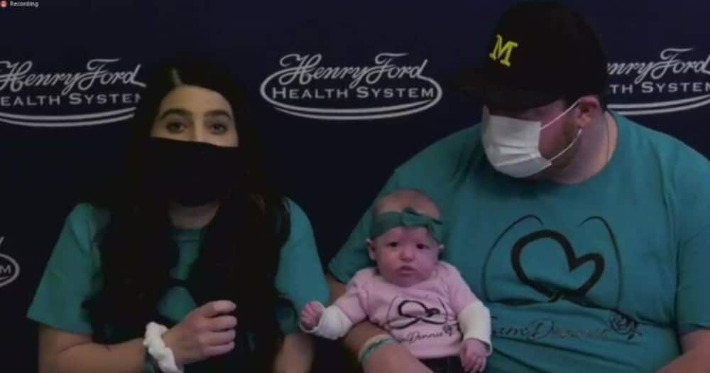 Woman with Covid-19 Gives Birth, Undergoes Life-Saving Double Lung Transplant Surgery