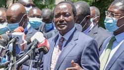 Bonchari: Battle Lines Drawn as Gideon, Mudavadi, Wetang'ula and Kalonzo Endorse Jubilee Candidate