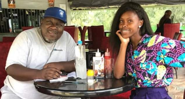 Rest easy Ango: Awinja mourns Papa Shirandula in emotional post, narrates how he changed her life