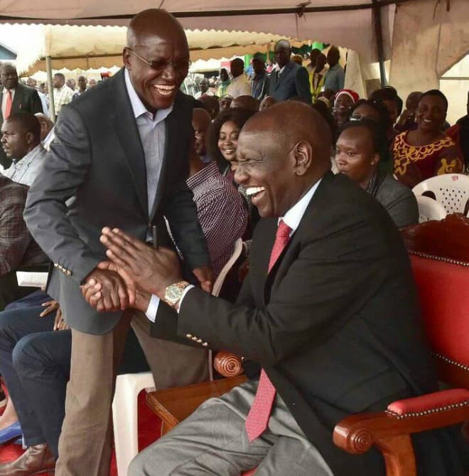Ex-Kakamega senator Boni Khalwale asks Raila to forget Luhya votes in 2022