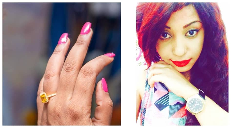 Prophetess Trizah joyful as daughter Bea gets engaged during live church service