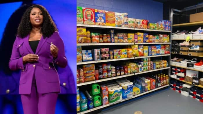 """Selfless US Woman Opens Shop Providing Needy Kids with Free Food, Clothes: """"Changing Lives"""""""