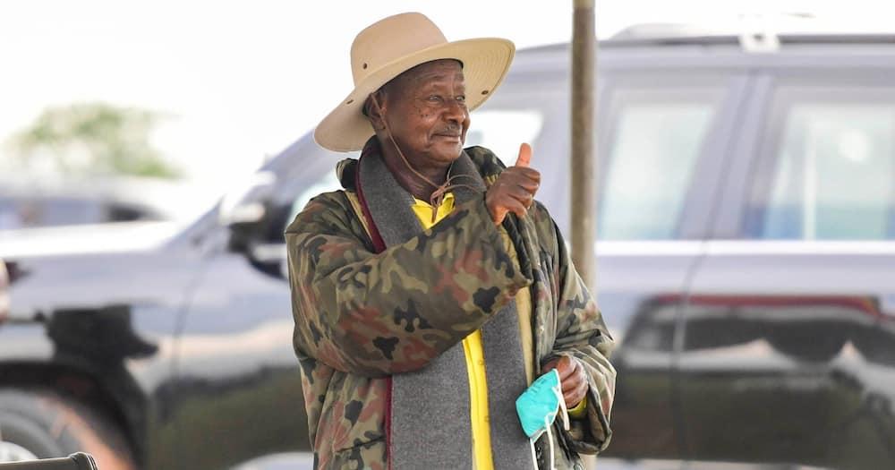 Yoweri Museveni declared Ugandan president elect, netizens react on win