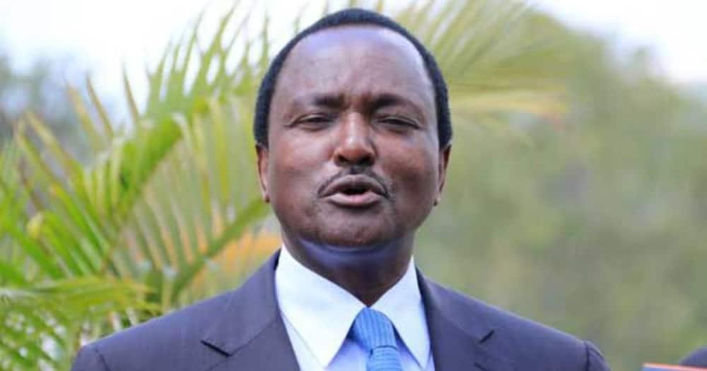 Kalonzo Musyoka is the Wiper Democratic Movement leader.