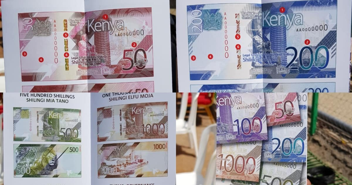Image result for Kenyatta on currency debate