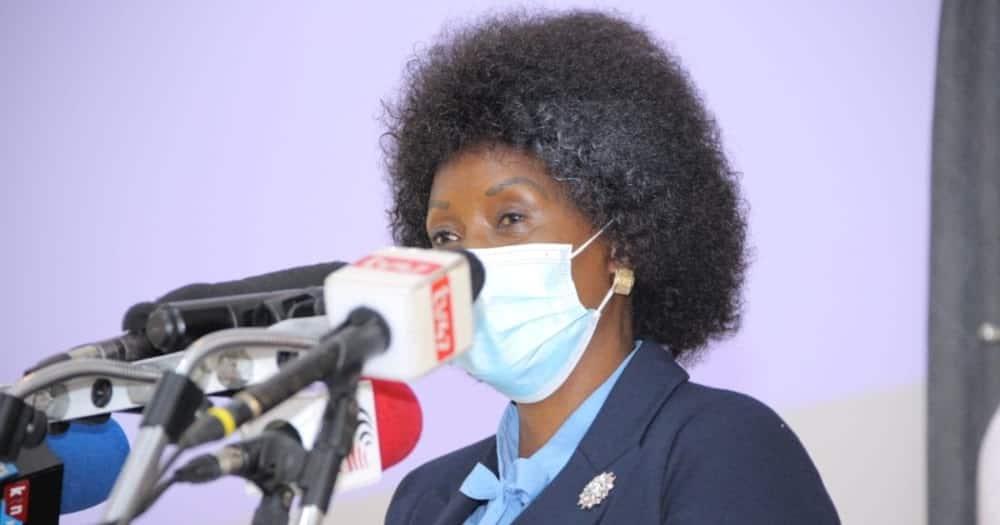 TSC CEO Nancy Macharia. Photo : Nancy Macharia.