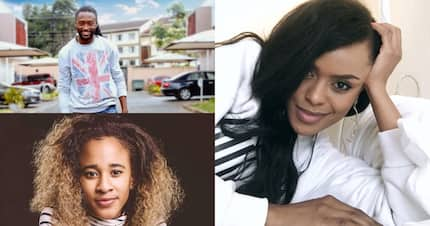 Gospel producer Jblessing unveils lover, dispelling claims he's Avril's baby daddy