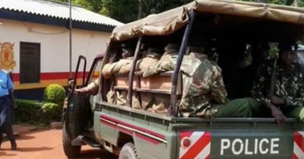 Mshukiwa wa Mauaji Ahepa Baada ya Kuwatandika Polisi 3 na Kujinasua Kwenye Pingu