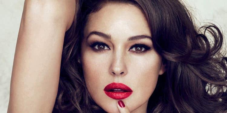 beautiful Italian women celebrities