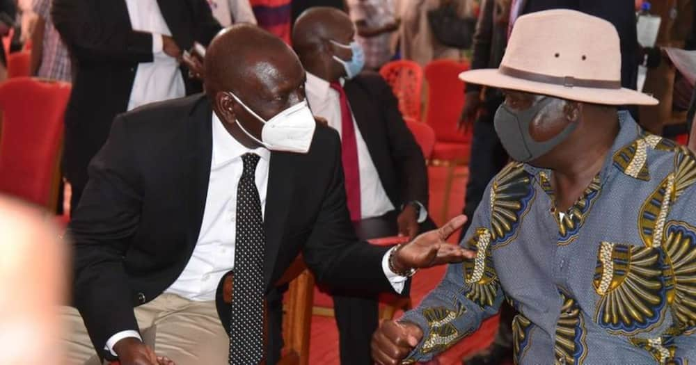 Ruto, Raila Emissaries Draw Possible Power-Sharing Plan in Highly-Anticipated Alliance