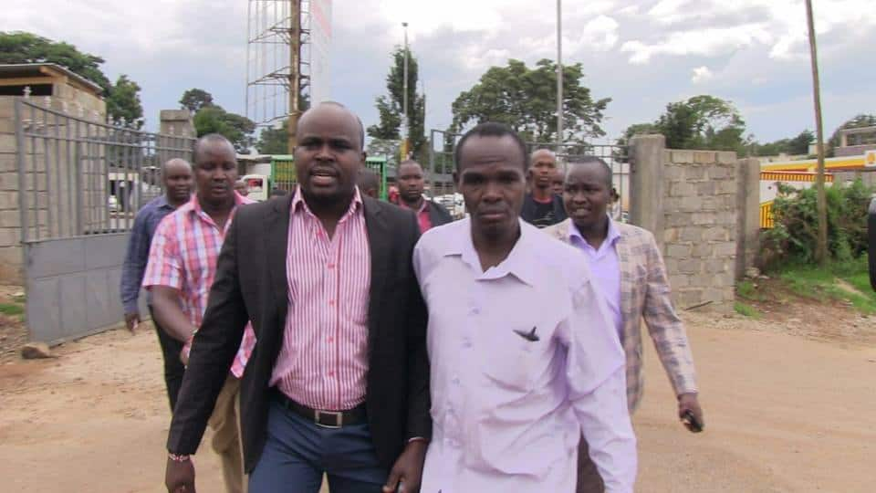 Dennis Kiptoo Mutai wanted for spreading tribal hate on social media surrenders to police