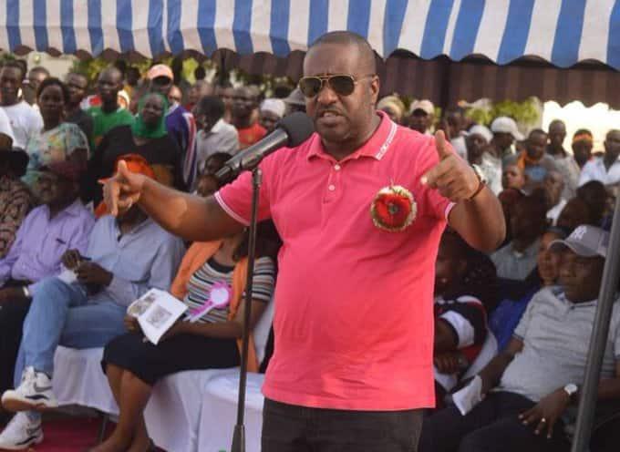 Nyeri ODM chairman John Wang'ondu is dead