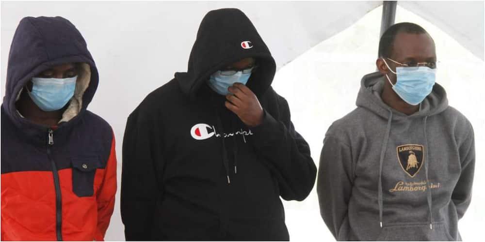 Godwin Agutu: Mpiga mbiu kuhusu kashfa ya COVID-19, wengine 2 washtakiwa kwa utekaji nyara