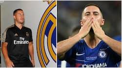 Zinedine Zidane Provides Eden Hazard's Injury Update Ahead of Chelsea Reunion