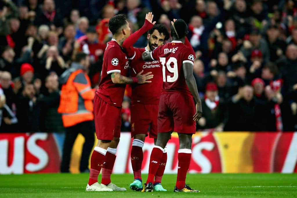 Firmino, Mane, Salah score in Liverpool's 5-1 thrashing over Arsenal