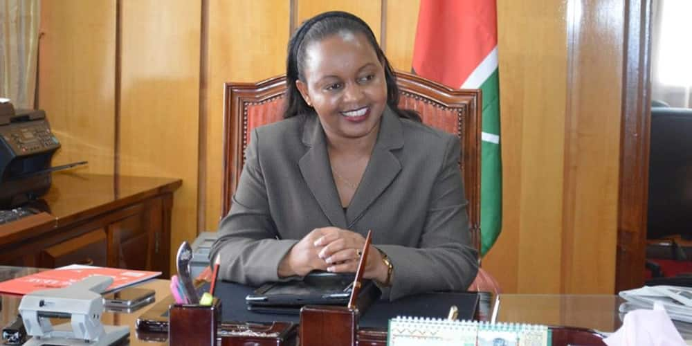 """Interior PS Kibicho distances himself from Waiguru's woes: """"She must carry her own cross"""""""