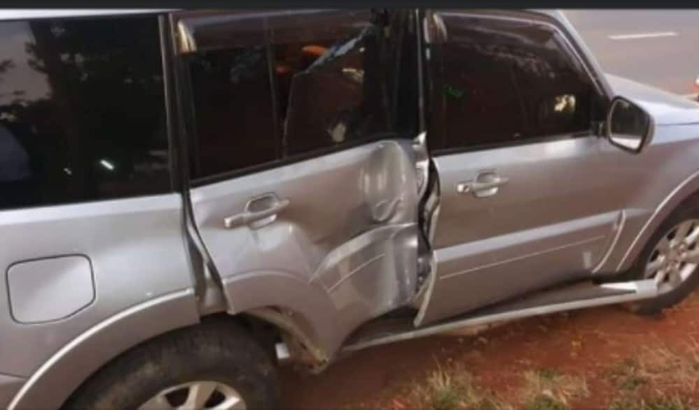 Former Harambee Stars coach Ghost Mulee hospitalised after road accident