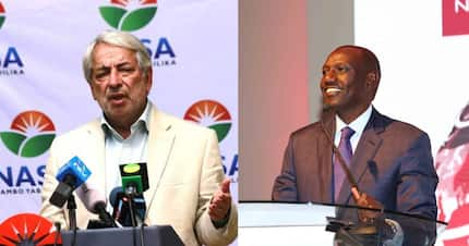 Former Raila Odinga's aide Salim Lone admits Ruto is Kenya's most organised politician