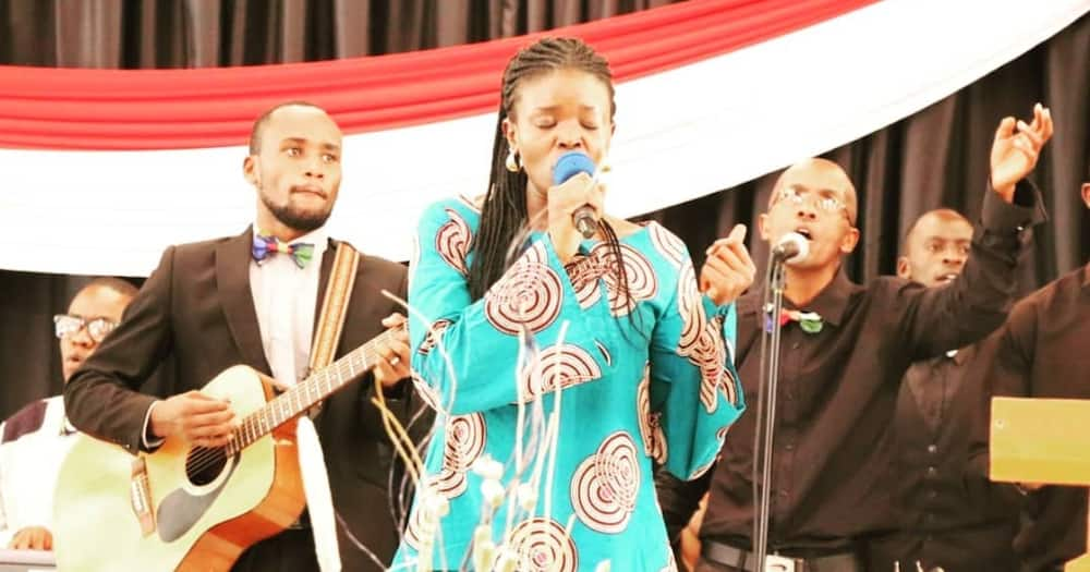 Con artist uses singer Eunice Njeri's name in false prophesy to force victims to donate