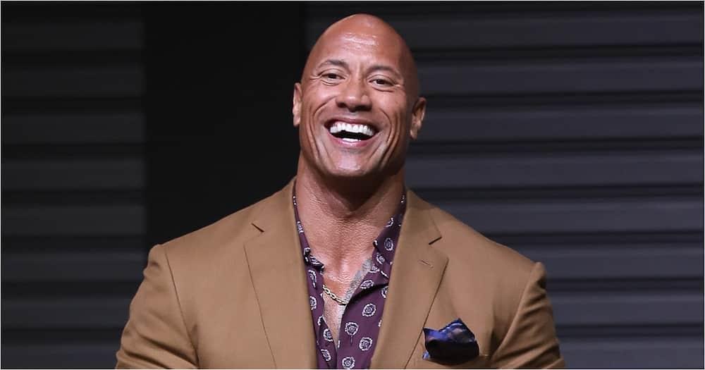 Dwayne Johnson, reacts, most likable person.