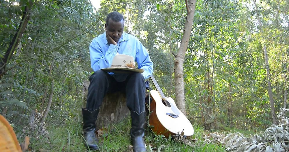 2022 presidential candidate Reuben Kigame. Photo: Reuben Kigame.