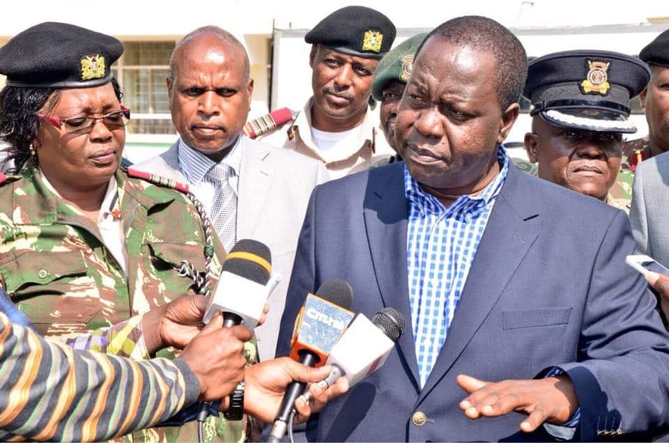 Martha Karua : Wewe Matiangi makataa uliyowekea Huduma Namba ni propaganda tu