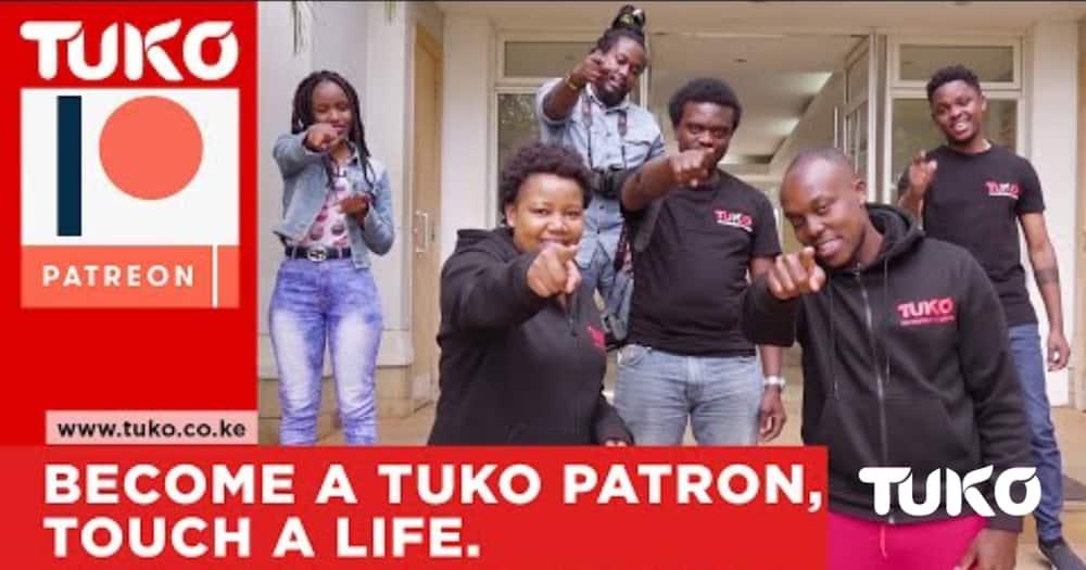 Help us change more lives, join TUKO.co.ke's Patreon programme