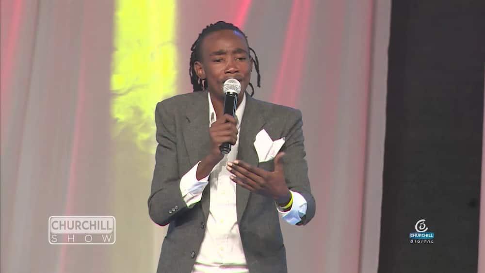 Comedian Akuku Danger warns men against using blue pills in hilarious video