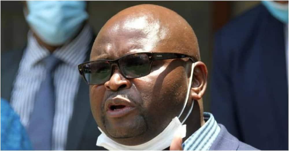 Katibu Mkuu wa Chama Cha Wauguzi Seth Panyako akutwa na COVID-19