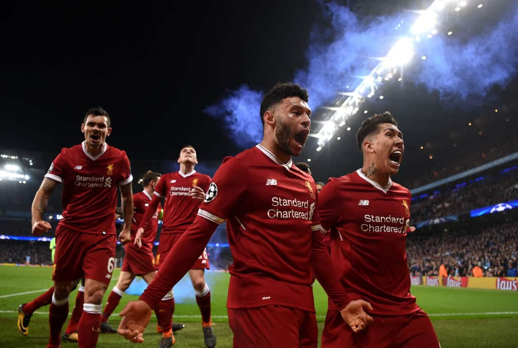 Don't worry how long it will be, get yourself right and we will go again - Klopp to Oxlade-Chamberlain