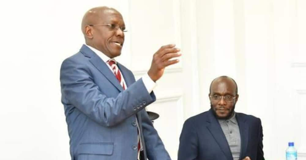 """Boni Khalwale laughs off ANC's threat to impeach Ruto: """"They only have 13 MPs"""""""