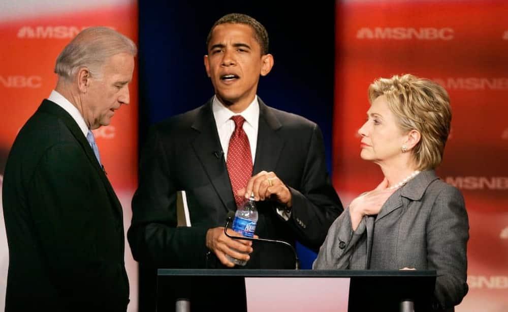 Joe Biden's long political career to become 47th US president