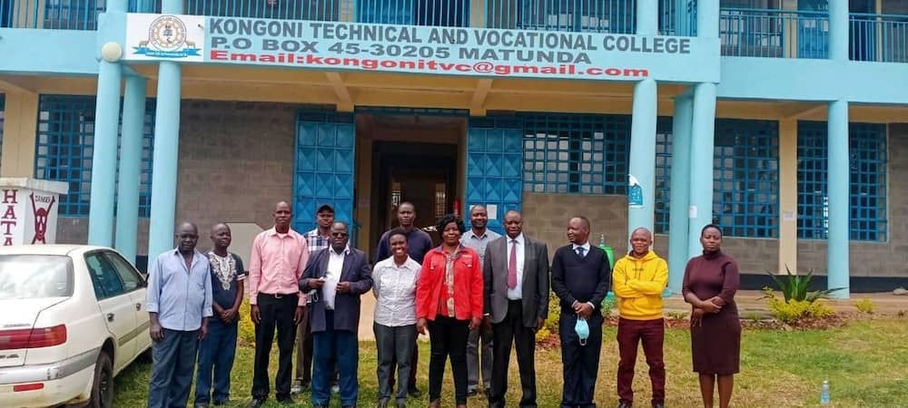 Kongoni Technical and Vocational College
