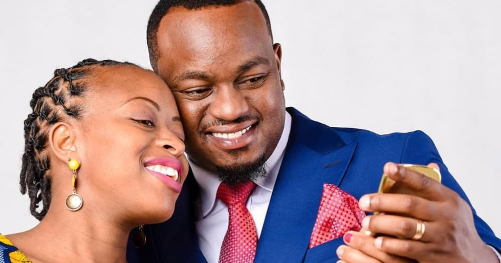 Pastor T sweetly celebrates wife on 3rd wedding anniversary, says love isn't only reason for marriage