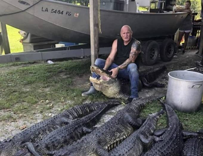 History's Swamp People cast 2020