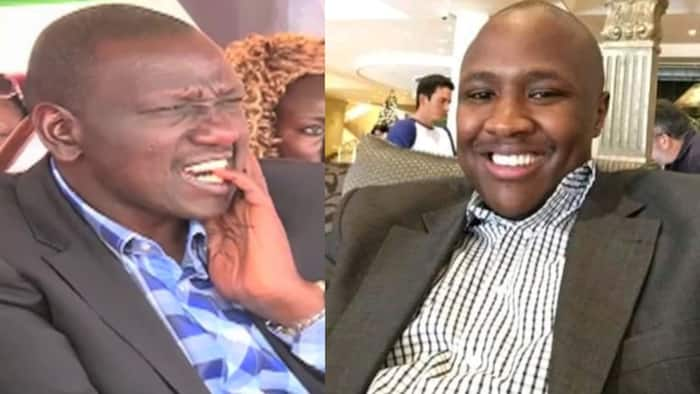 Nilimuonya DP Ruto kuhusu kuvunja URP lakini hakunisikiza, sasa anauma kidole - Alfred Keter