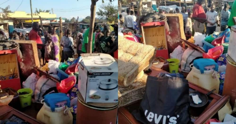 Repentant Makueni residents return household items stolen from Catholic priests