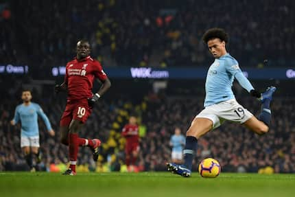 Magical Aguero scores as Man City end Liverpool's unbeaten run at Etihad stadium