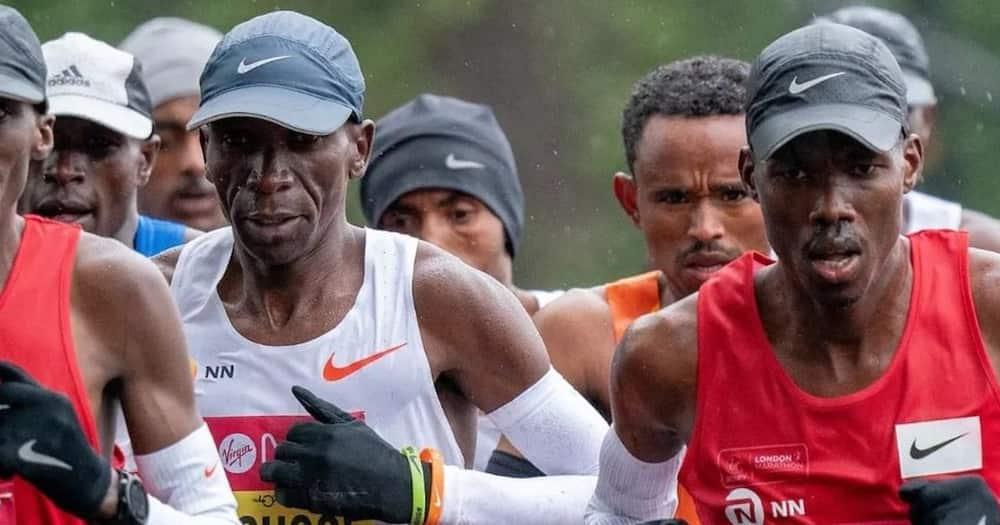 Kenyans sympathise with Eliud Kipchoge after losing London Marathon