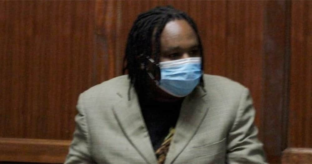 Kihika appeared before chief magistrate Francis Andayi.