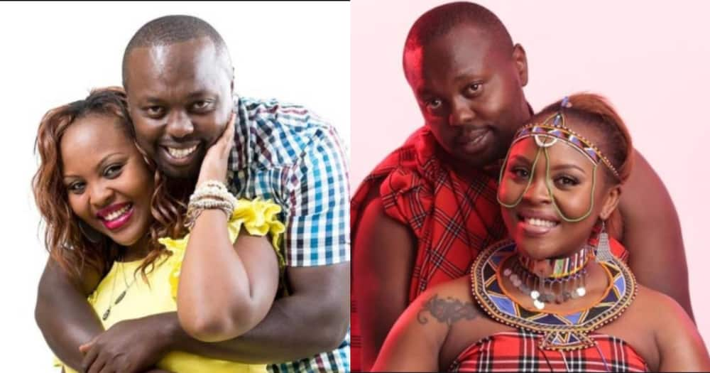 Machachari's Sofia shares throwback photo of herself with hubby months after breakup claims