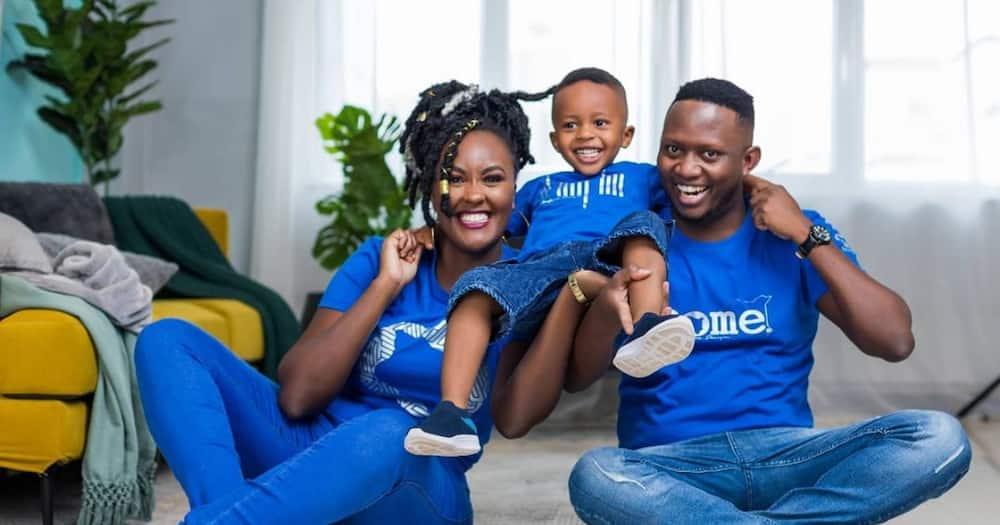 Actor Daddie Marto, wife Christine Koku expecting second-born child