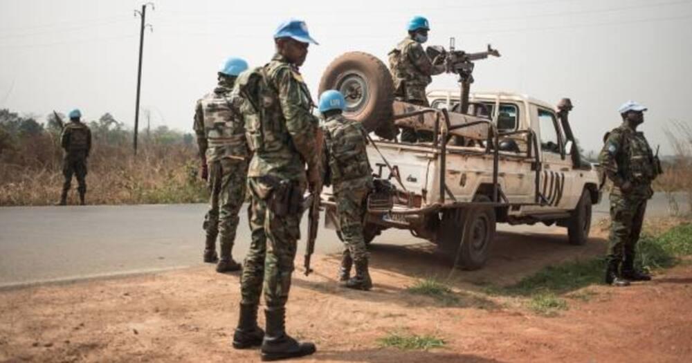 Mercenaries worsening conflict in Central African Republic