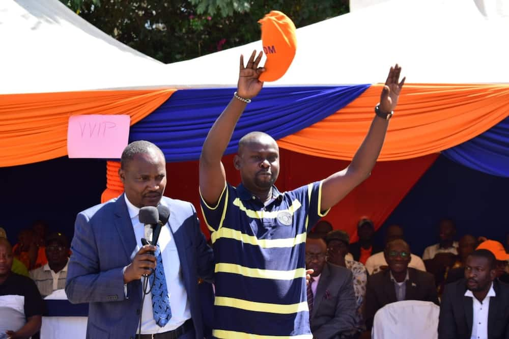 William Ruto taught lesson in Raila's bedroom