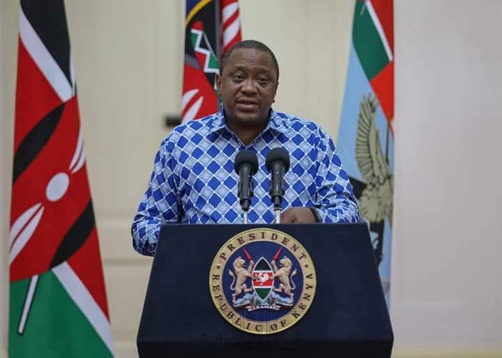 Uhuru orders Kenyan flag be flown half-mast in honour of late Pierre Nkurunziza