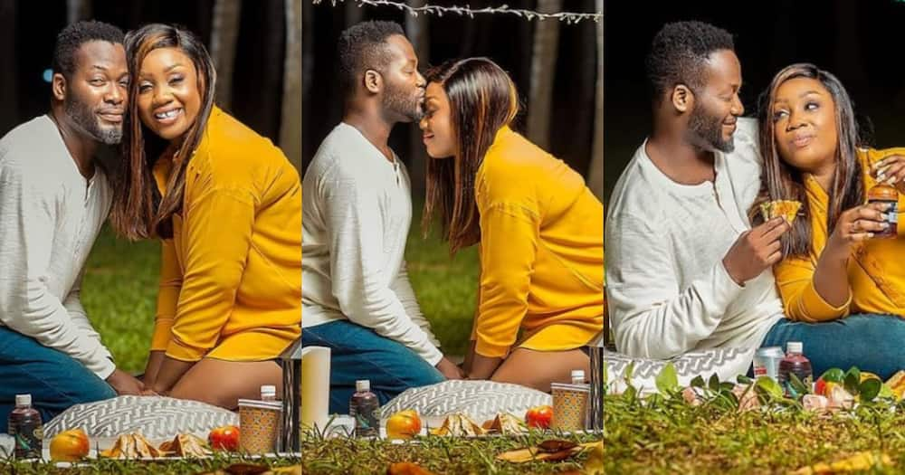 Adjetey Anang pens powerful poetic message to wife as they mark their 14th marriage anniversary
